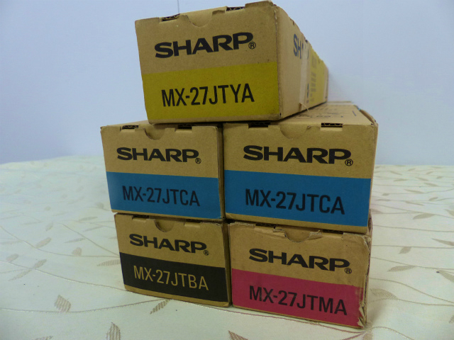 sharp mx-27jtya